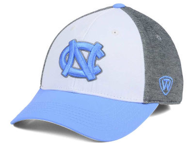 North Carolina Tar Heels Top of the World NCAA Hustle Flex Cap