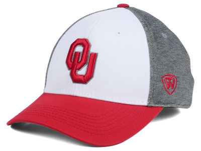Oklahoma Sooners Top of the World NCAA Hustle Flex Cap