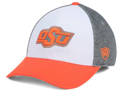 Oklahoma State Cowboys Top of the World NCAA Hustle Flex Cap