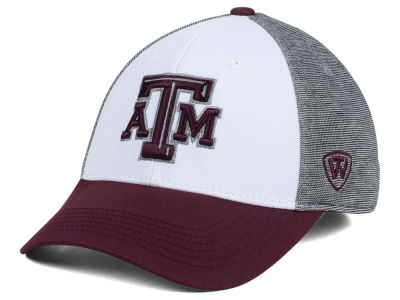 Texas A&M Aggies Top of the World NCAA Hustle Flex Cap