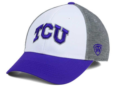 Texas Christian Horned Frogs Top of the World NCAA Hustle Flex Cap