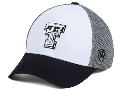 Texas Tech Red Raiders Top of the World NCAA Hustle Flex Cap