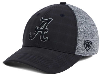 Alabama Crimson Tide Top of the World NCAA Steam 2Tone Flex Cap