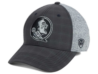 Florida State Seminoles Top of the World NCAA Steam 2Tone Flex Cap