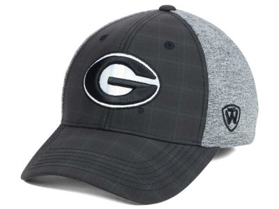 Georgia Bulldogs Top of the World NCAA Steam 2Tone Flex Cap