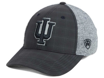 Indiana Hoosiers Top of the World NCAA Steam 2Tone Flex Cap
