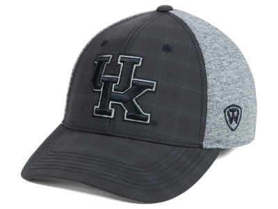 Kentucky Wildcats Top of the World NCAA Steam 2Tone Flex Cap
