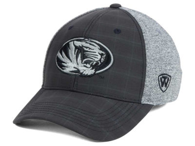 Missouri Tigers Top of the World NCAA Steam 2Tone Flex Cap