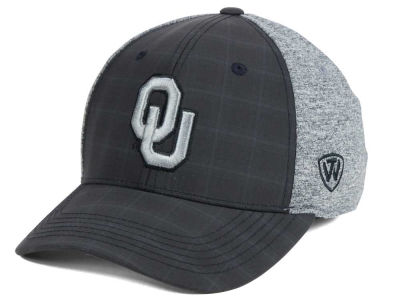 Oklahoma Sooners Top of the World NCAA Steam 2Tone Flex Cap