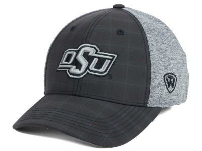 Oklahoma State Cowboys Top of the World NCAA Steam 2Tone Flex Cap