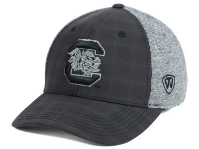 South Carolina Gamecocks Top of the World NCAA Steam 2Tone Flex Cap