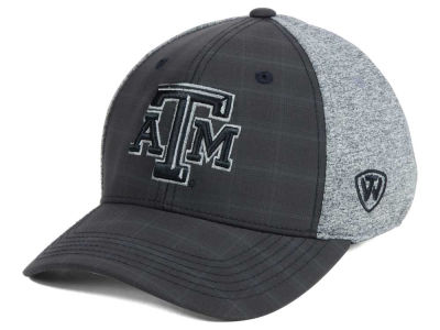 Texas A&M Aggies Top of the World NCAA Steam 2Tone Flex Cap