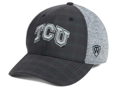 Texas Christian Horned Frogs Top of the World NCAA Steam 2Tone Flex Cap