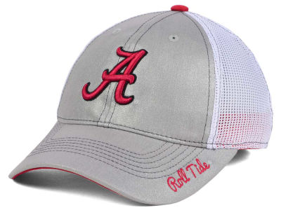 Alabama Crimson Tide Top of the World NCAA Women's Glamour Adjustable Cap
