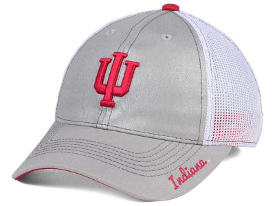 Indiana Hoosiers Top of the World NCAA Women's Glamour Adjustable Cap
