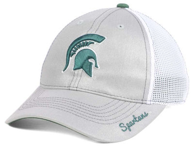Michigan State Spartans Top of the World NCAA Women's Glamour Adjustable Cap