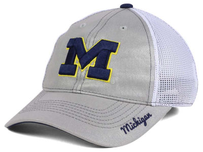 Michigan Wolverines Top of the World NCAA Women's Glamour Adjustable Cap