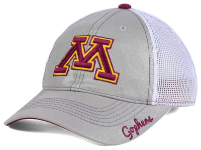 Minnesota Golden Gophers Top of the World NCAA Women's Glamour Adjustable Cap