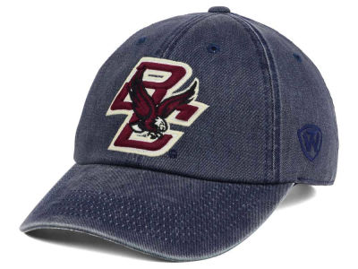 Boston College Eagles Top of the World NCAA Rail Road Adjustable Cap