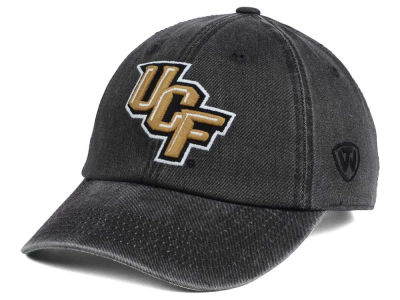 University of Central Florida Knights Top of the World NCAA Rail Road Adjustable Cap