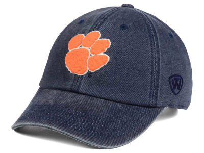 Clemson Tigers Top of the World NCAA Rail Road Adjustable Cap