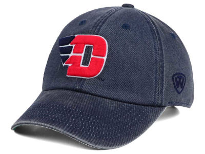 Dayton Flyers Top of the World NCAA Rail Road Adjustable Cap