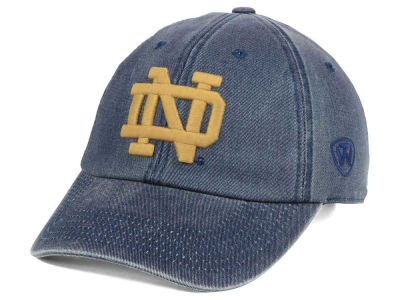 Notre Dame Fighting Irish Top of the World NCAA Rail Road Adjustable Cap