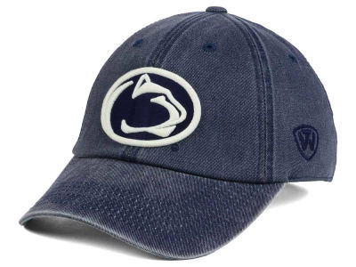 Penn State Nittany Lions Top of the World NCAA Rail Road Adjustable Cap