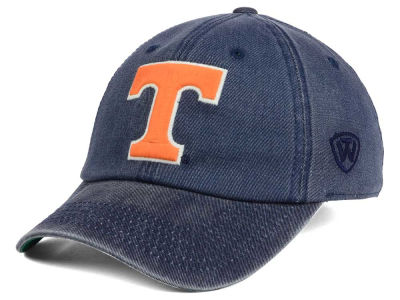 Tennessee Volunteers Top of the World NCAA Rail Road Adjustable Cap
