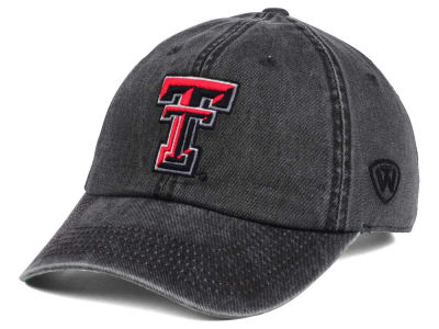Texas Tech Red Raiders Top of the World NCAA Rail Road Adjustable Cap