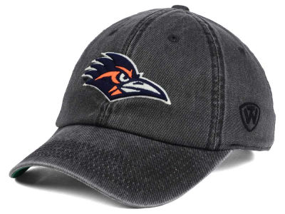 University of Texas San Antonio Roadrunners Top of the World NCAA Rail Road Adjustable Cap