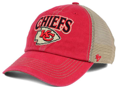 Kansas City Chiefs NFL Tuscaloosa '47 CLEAN UP Cap