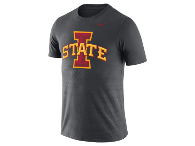 Iowa State Cyclones Nike NCAA Men's Cotton Ignite T-Shirt