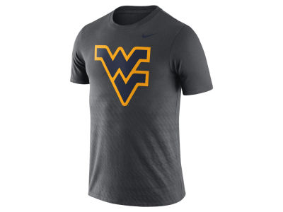 West Virginia Mountaineers Nike NCAA Men's Cotton Ignite T-Shirt