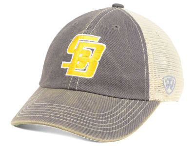 UC Santa Barbara Gauchos Top of the World NCAA College World Series Dirty Mesh Single Team 8 Snapback Cap