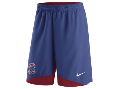 Chicago Cubs Nike MLB Men's AC Dry Woven Shorts