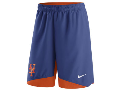 New York Mets Nike MLB Men's AC Dry Woven Shorts