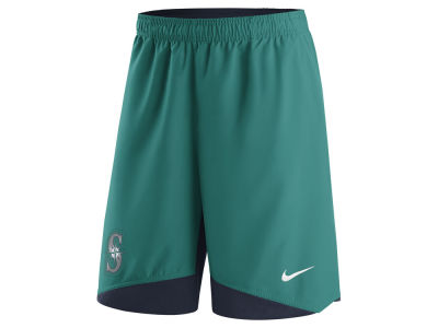 Seattle Mariners Nike MLB Men's AC Dry Woven Shorts