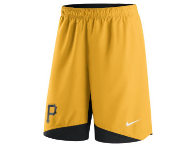 Pittsburgh Pirates Nike MLB Men's AC Dry Woven Shorts