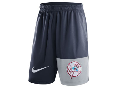 New York Yankees Nike MLB Men's Dry Fly Shorts