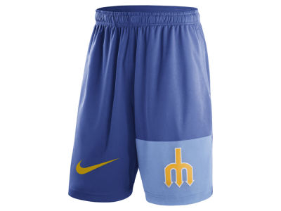 Seattle Mariners Nike MLB Men's Dry Fly Shorts