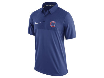 Chicago Cubs Nike MLB Men's AC Elite Polo 1.7