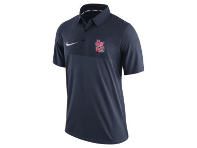 St. Louis Cardinals Nike MLB Men's AC Elite Polo 1.7