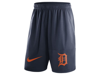 Detroit Tigers Nike MLB Men's Dry Fly Shorts