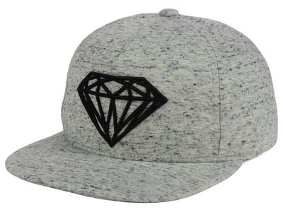 Diamond Speckle Brilliant Snapback Cap