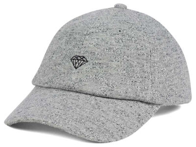 Diamond French Terry Sports Adjustable Hat