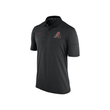 Arizona Diamondbacks Nike MLB Men's Dri-Fit Polo 1.7