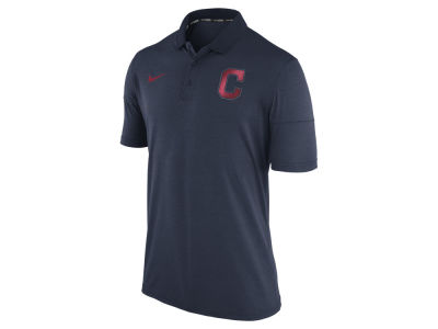Cleveland Indians Nike MLB Men's Dri-Fit Polo 1.7