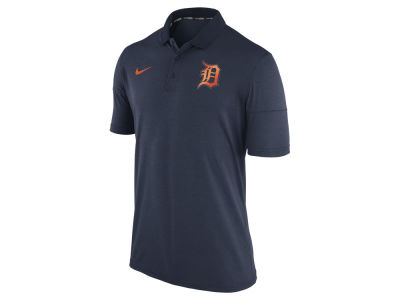 Detroit Tigers Nike MLB Men's Dri-Fit Polo 1.7