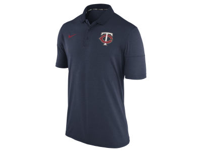 Minnesota Twins Nike MLB Men's Dri-Fit Polo 1.7